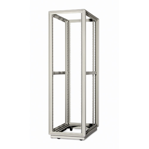 "44u 30""D Heavy Duty 4-Post Rack"