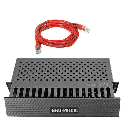 Rackmount Solutions RS NPKIT24-R | Neat Patch