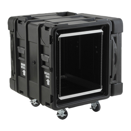 "SKB 12U Shock Rack Case 24""D 3skb-R912U24"