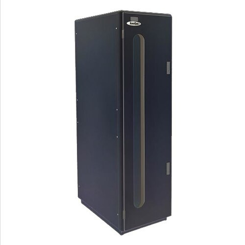 "24u 36.5"" Depth AcoustiQuiet Soundproof Server Rack"