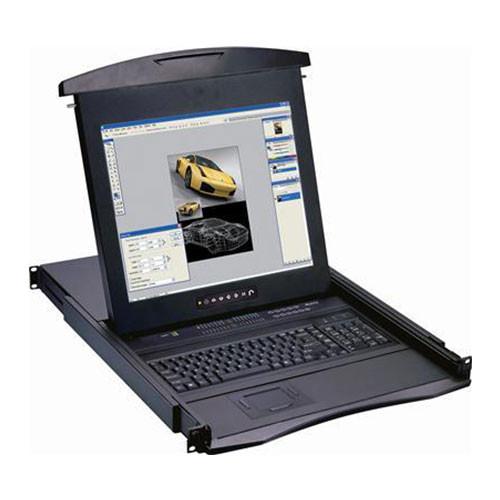 Austin Hughes N117-IP802e   LCD Console Drawer