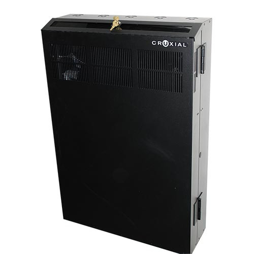 Rackmount Solutions VRP-6-30   Enclosed Wall Mount Racks