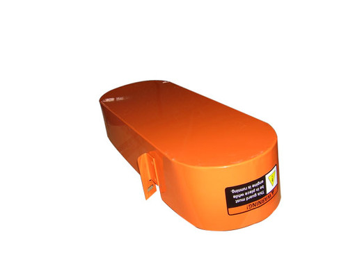 Belt Guard (ORANGE) - Chippers: CH3, CH4, CH9