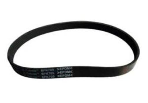 Final drive belts 6 RIB 705 - qty 1