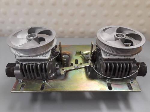 2800 RPM hydros set with 10 rib pulleys
