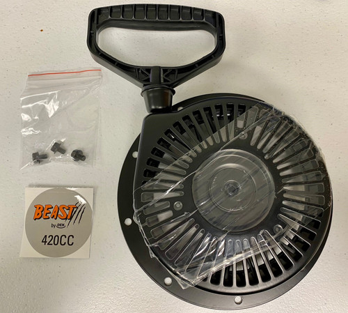 Recoil Assembly - 420cc - Snow Blowers: 36SB, 45SB (2019 and newer models)