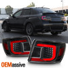 [2019 Upgrade]For 08-11 Subaru Impreza/WRX LED Taillights Bar Housing - Black