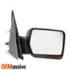 Power Heated Towing Side Mirrors Pair For 04-06 F150 Amber Sequential LED Signal
