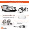 Fit C-Style 08-14 Impreza WRX LED DRL SWITCHBACK Turn Signal Projector Headlight