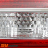 For 13-15 Chevy Malibu LS/LT/Eco Truck Lid Non-LED Red TailLamp Inner Pair 2Pcs