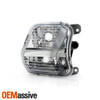 For 2017-2019 Ford Escape Driving Bumper Fog Light w/Black Cover Passenger Right