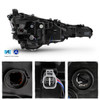 For 2020 2021 Toyota Corolla L LE Model LED DRL OE Projector Headlights - Left