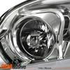 For 05-10 Chevy Cobalt 07-10 Pontiac G5 LED [C-Tube] Projector Chrome Headlights