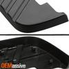 For 08-16 Ford F250/F350/F450 SuperDuty Black Rear Bumper Step Pad w/Sensor Hole