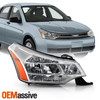 Fits 08-11 Ford Focus OE Headlights Housing Replacement - Passenger Right Side