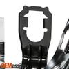 Fit 13-18 Dodge Ram 2500 3500 OE Steel Rear Bumper Face Bar - Chrome Pannel