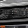 For 2020+ Toyota Corolla L LE US Built Model LED Projector Headlights - Black