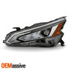 Fits 2019-2021 Nissan Altima Full LED Projector Headlights - OE Left Replacement