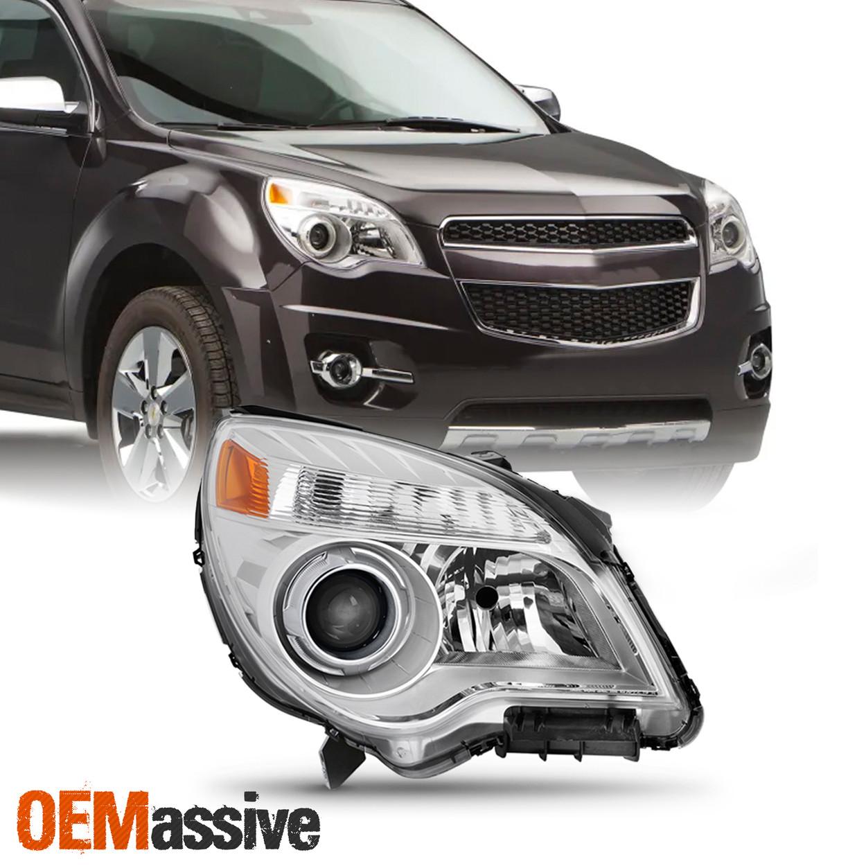 Chevrolet Equinox LTZ 2010 2011 2012 2013 2014 right passenger headlight light