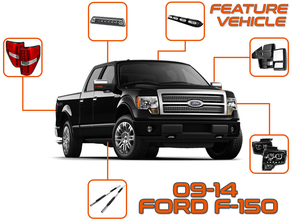 Featured Vehicle Ford F-150