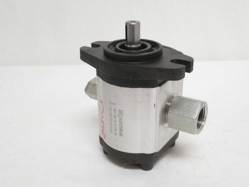 Anfield AP-10-8.0-P2-R, Hydraulic Gear Pump 3.74 GPM@1800 RPM