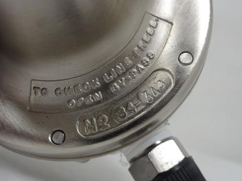 Blinks 84-345, Fluid Regulator Kit, NO Gauge & Tube