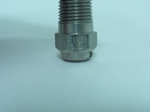 Steinen V4.0, Lot-10 Spray Nozzles, Type V, 1/8NPT, 40PSI