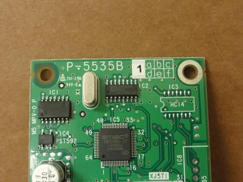 Ishida P-5535B, PC Board