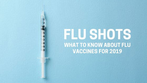 Flu Shots | What to Know About Flu Vaccines for 2019
