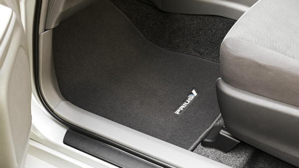 Front & Rear Carpet Mats - Part no. TOPZQ2047071