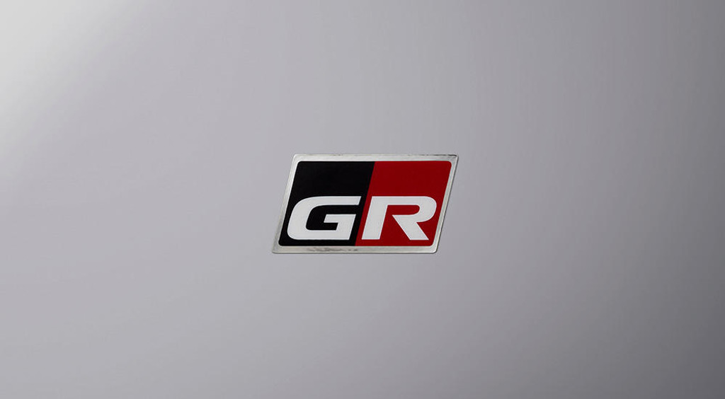 Gazoo Racing Discharge Tape (Aluminium Tape with GR Logo) - Part no. TOMS37300002
