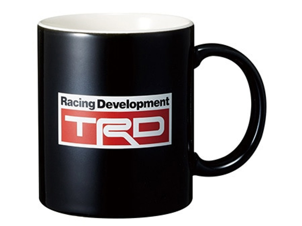 TRD Black Mug / Cup - Part no. TOMS03000001