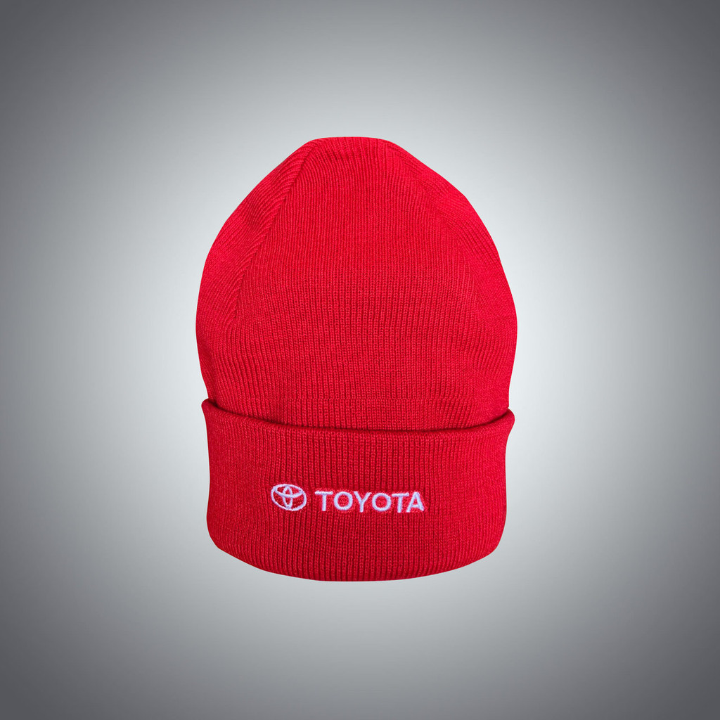 Gazoo Racing Australia Beanie - Part no. TOTOYGR005