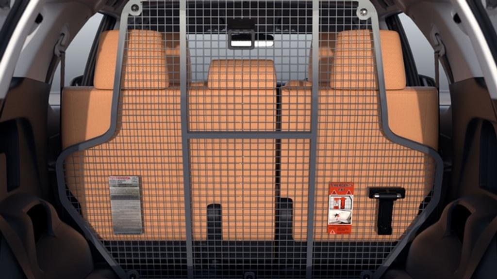 Cargo Barrier - Part no. TOPZQ7289010