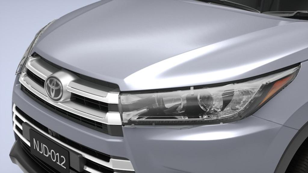 Headlamp Covers - Part no. TOPZQ1448070