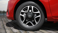 "15"" Alloy Wheel - Part no. TOPZ49MB0670MB"