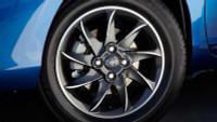 "15"" Alloy Wheel - Part no. TOPZ406B067BZS"