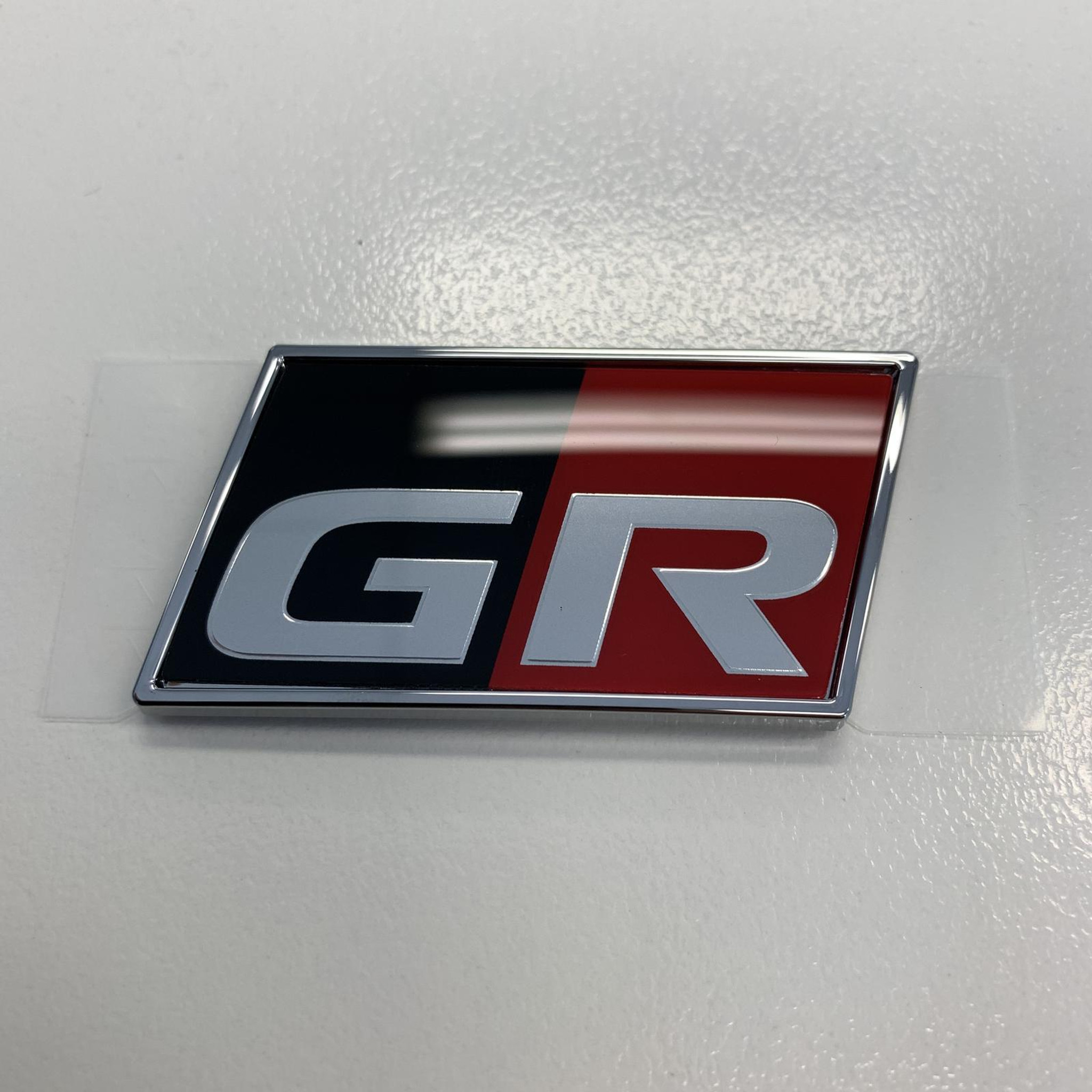Gr Emblem Gazoo Racing Badge Part No To7543014010 Phil Gilbert Toyota
