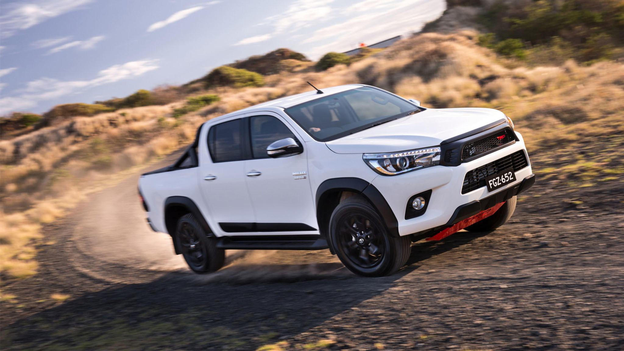 Toyota announces TRD Sport Pack kit for HiLux
