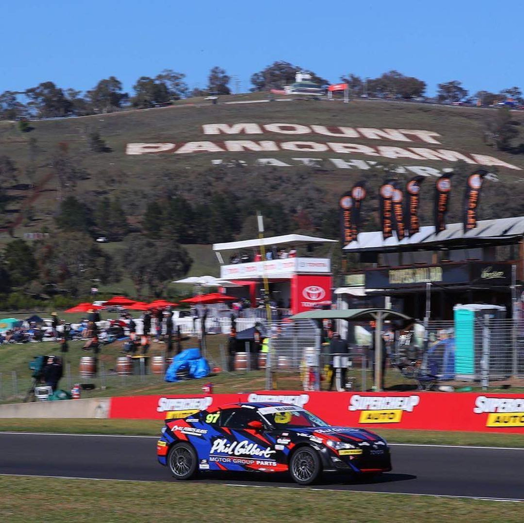 Toyota to Support 86 Grassroots Motorsport until 2022   Phil Gilbert Toyota