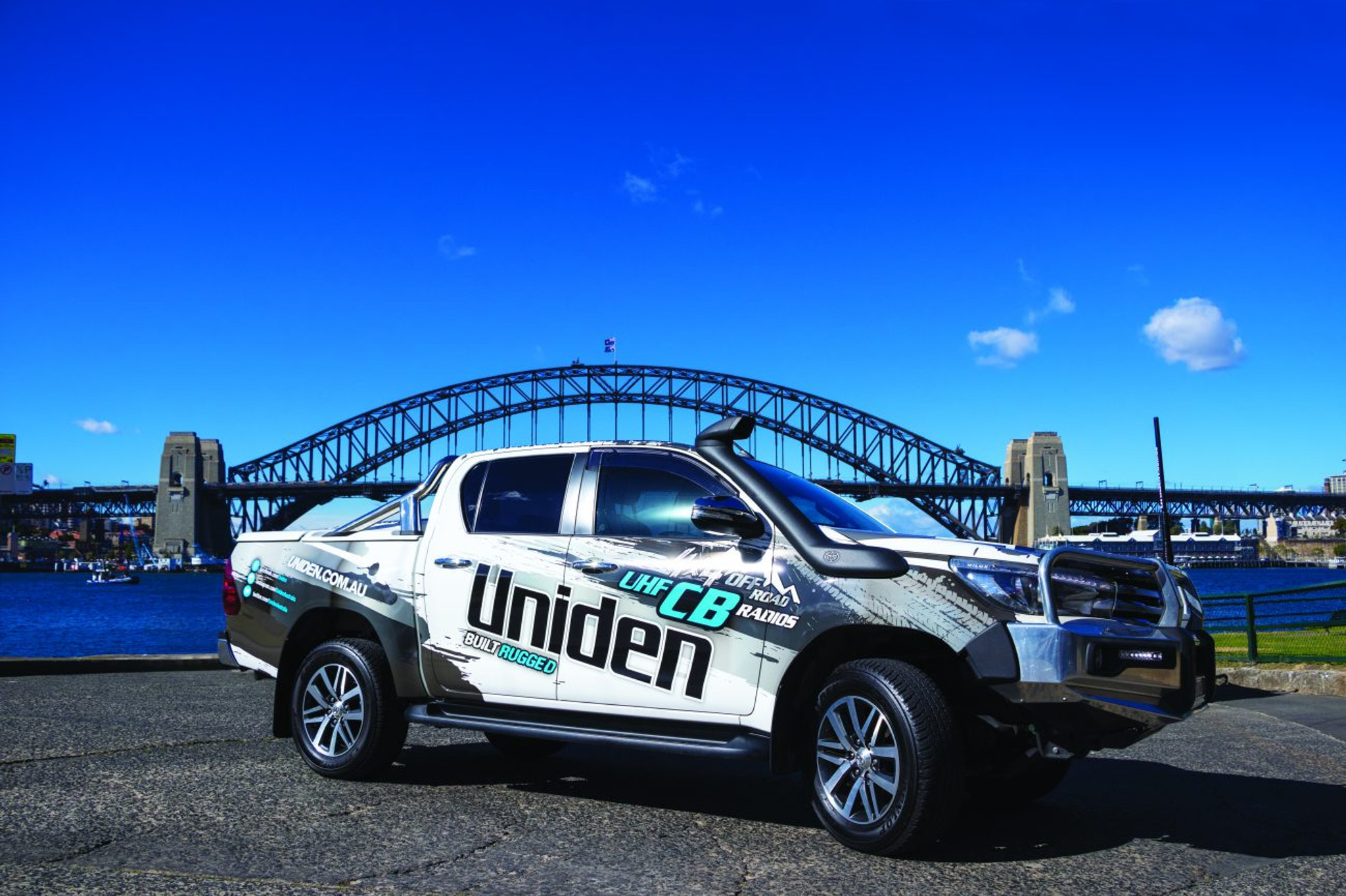 Uniden UHF radios and antennas now available | Phil Gilbert Toyota Parts