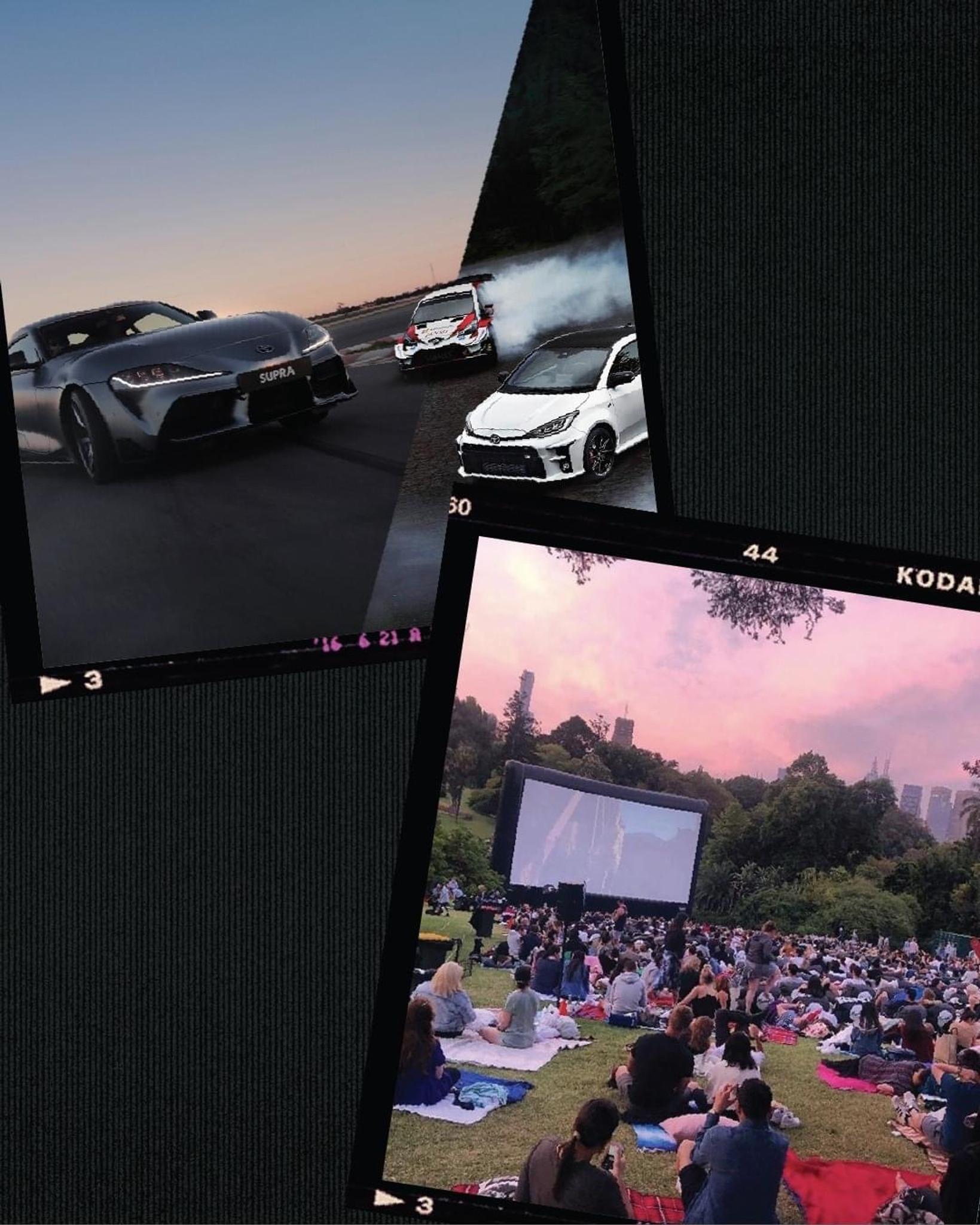 Moonlight Cinema & TOYOTA GAZOO Racing Australia present: The GR Series | Phil Gilbert Toyota Parts