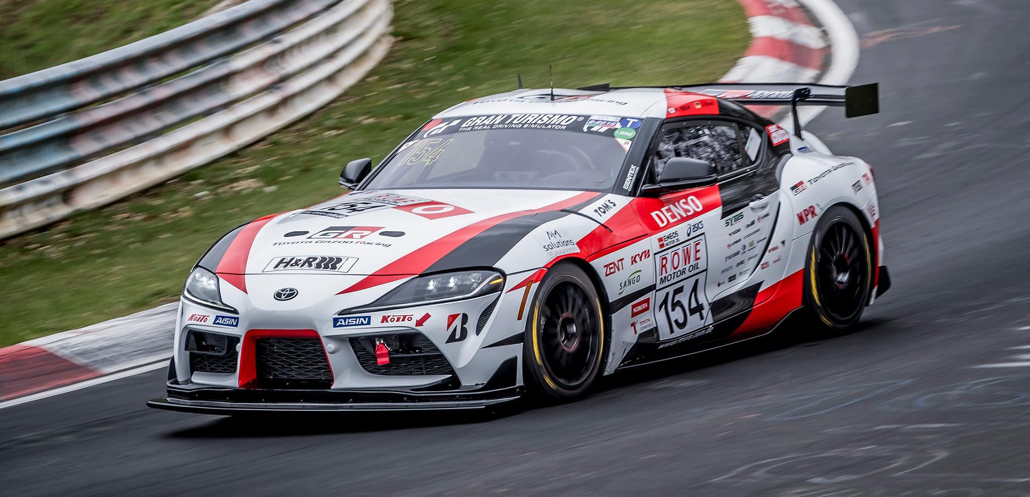 Supra is back to Nürburgring | Phil Gilbert Toyota