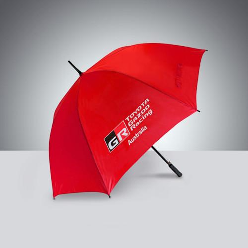 Gazoo Racing Australia Sports Umbrella - Part no. TOTOYGR002