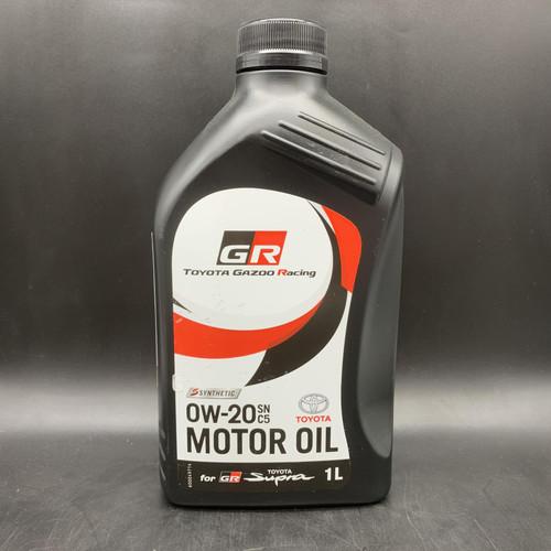 Engine oil SN 0W20 C5 1 Litre - Part no. TO08880WA011