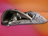 Kanga Pouch Luxury Whippet Bed 1