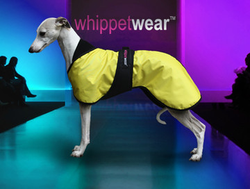 Go Go Waterproof Whippet Coat