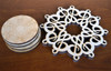 Trivet and 4 matching coasters