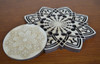 Trivet and matching coaster