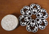 Trivet and optional set of four matching coasters